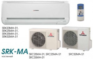 Mitsubishi Heavy Industries _inverter_SRK20MA _ SRC50MA