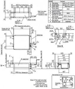Mitsubishi Heavy FDUM50VF_1
