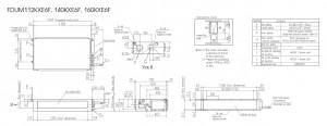 Mitsubishi Heavy FDUM112-160KXE6F